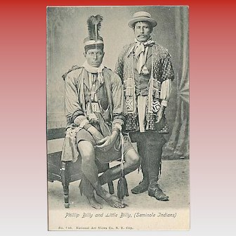 """""""Phillip Billy and Little Billy""""  (1910')"""