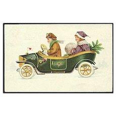 """""""New Car""""  (1926)"""