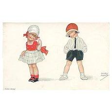 """""""Come Along!""""  (1930')"""