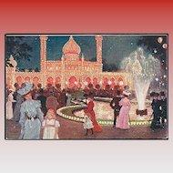 """Copenhagen Tivoli""  (1920')"