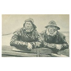"""Fishermen""  (1920')"