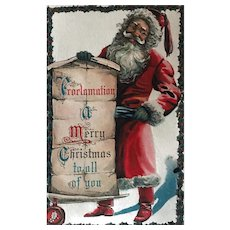 """""""Merry Christmas to all of you""""  (1913)"""