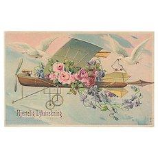 """""""Air Mail""""  (1910)"""