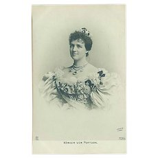 """Last Queen of Portugal""  (1910')"
