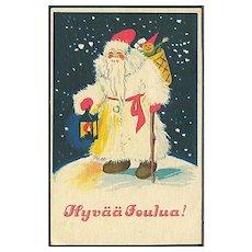 """""""Santa Claus in Fur""""  (1937)"""