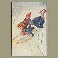 """Sledge Ride"" (1924)"