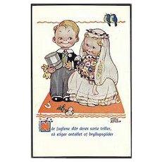 """""""Newly Weds""""  (1966)"""