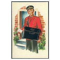 """Postman""  (1950')"