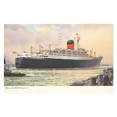 """RMS Ivernia""  (1956)"
