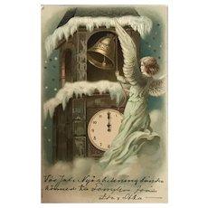 """""""Angel in Belfry""""  (1905)"""