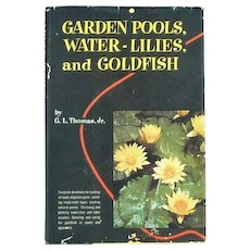 Garden Pools, Water-Lilies, and Goldfish by Thomas Book