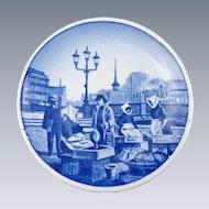 Blue Fisketorvet Gammel Strand  Butter Pat Denmark