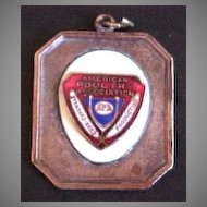 Geo. Lauterer American Poultry Medal Fob
