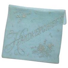 Vintage Handkerchief Organza Holder Bag