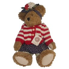 Boyd's Gloria Bearsevelt 4th of July Bear