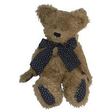 Boyd's Blue Starred Brown Bear