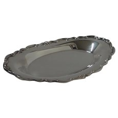 Silver Plate Small Bowl / Tray Serving Piece