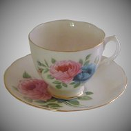 Vintage Royal Taunton Bone China Tea Cup