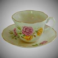 Vintage Royal Imperial Bone China Tea Cup