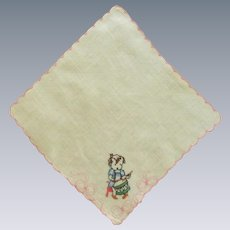 Child Handkerchief Little Drummer Boy / Girl