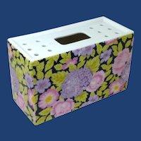 Flower Planter Brick Seymour Mann Lilac Time