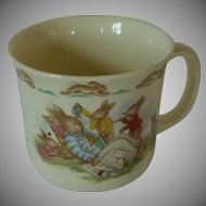 Royal Doulton Sleeping Gramps Single Handle Cup Bunnykins