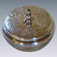 Barker – Ellis Silver Plated Keepsake Ring Box