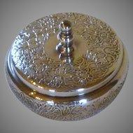 Barker – Ellis Silver Plated Keepsake Ring Box