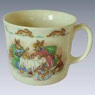 Royal Doulton Teatime Single Handle Cup Bunnykins