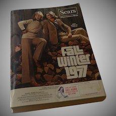 Sears Fall / Winter  1977 Catalog