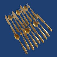 Set of 6 Hors D'oeuvres Flatware