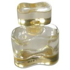 White Linen Miniature Perfume Bottle