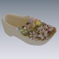 Fine Bone China Dutch Clog Shoe Sanford