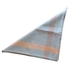 1950 Card Table Tablecloth Bridge Cover