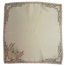 Asian Thursday Silk Handkerchief Hanky