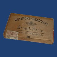 Brasil – Perle  Cigarette Wood Box