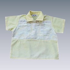Toddler Danny Dare Yellow XL Shirt