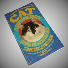 Cat Astrology Book by Mary Daniels