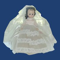 Madame Alexander Collector Bride Doll and Box