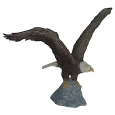 Eagle with Spread Wings United Design Sculpture
