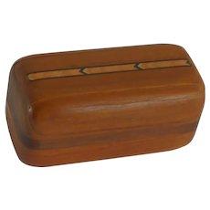 Inlay Heartwood Creation Secret Box