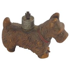 Syrocco Wood Scotty Dog Lighter