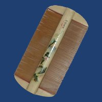Asian Double Sided Fine Comb