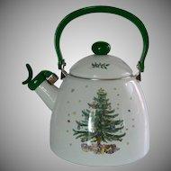 Nikko Happy Holidays Hot Water Teapot Kettle