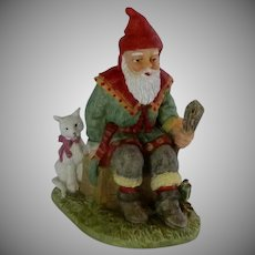 Jullemtar Sweden Santa Claus International Collection