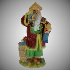 Nice Old Father China Santa Claus International Collection