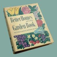 Better Homes and Gardens Garden Book Second Edition