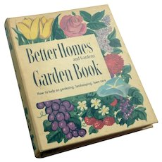 Better Homes and Gardens Garden Book Second Edition