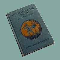 The Man in the Drum and Other Tales Children's Book 1930