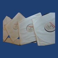 Pop Music Countdown USA 4 Vinyl Records  August  22 1987